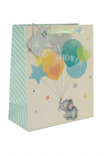 Baby Shower Large Bag